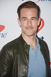 September 23, 2017 - Las Vegas, Nevada, United States of America - Actor James Van Der Beek attends the  2017 iHeart Radio Music Festival Day 1 on  September22, 2017  at the T-Mobile Arena in Las Vegas, Nevada (Credit Image: © Marcel Thomas via ZUMA Wire)