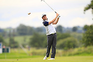 Billy Hemstock (ENG) on the 15th fairway during Round 2 of the Northern Ireland Open in Association with Sphere Global & Ulster Bank at Galgorm Castle Golf Club on Friday 7th August 2015.<br /> Picture:  Thos Caffrey / www.golffile.ie