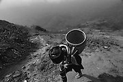 Vietnam, Sapa: carryng goods around Sapa...Vietnam, Sapa: carryng goods around Sapa...