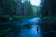 Metolius River Fly Fishing Photos - Images