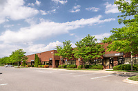 Exterior Image of  501 McCormick Road<br />  at International Trade Center by Jeffrey Sauers of Commercial Photographics, Architectural Photo Artistry in Washington DC, Virginia to Florida and PA to New England