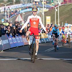 26-01-2020: Wielrennen: Wereldbeker Veldrijden: Hoogerheide <br />Dario Lillo