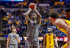 02/05/20 West Virginia vs. Iowa State