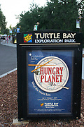 Redding, California. Hungry Planet 60 print traveling exhibit at Turtle Bay Exploration Park.