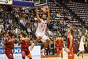 DESCRIZIONE : Milano Lega A 2012-13 EA7 Emporio Armani Milano Acea Virtus Roma<br /> GIOCATORE : Antonis Fotsis<br /> CATEGORIA : Schiacciata Sequenza<br /> SQUADRA : EA7 Emporio Armani Milano<br /> EVENTO : Campionato Lega A 2012-2013<br /> GARA : EA7 Emporio Armani Milano Acea Virtus Roma<br /> DATA : 22/10/2012<br /> SPORT : Pallacanestro <br /> AUTORE : Agenzia Ciamillo-Castoria/G.Cottini<br /> Galleria : Lega Basket A 2012-2013  <br /> Fotonotizia : Milano Lega A 2012-13 EA7 Emporio Armani Milano Acea Virtus Roma<br /> Predefinita :