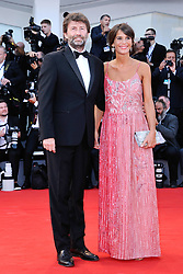 Italian Minister of Heritage Cultural Activity Dario Franceschini and his wife Michela Di Biase attending the Opening Ceremony and the Premiere of the movie Downsizing during the 74th Venice International Film Festival (Mostra di Venezia) at the Lido, Venice, Italy on August 30, 2017. Photo by Aurore Marechal/ABACAPRESS.COM