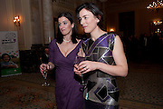LUCY BEVAN; OLIVIA WILLIAMS, The 30th London Critics' Circle Film Awards, held in aid of the NPSCC at the Landmark London Hotel. 18 February 2010.<br /> LUCY BEVAN; OLIVIA WILLIAMS, The 30th London CriticsÕ Circle Film Awards, held in aid of the NPSCC at the Landmark London Hotel. 18 February 2010.
