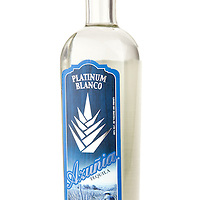 Azuñia Tequila Platinum Blanco -- Image originally appeared in the Tequila Matchmaker: http://tequilamatchmaker.com
