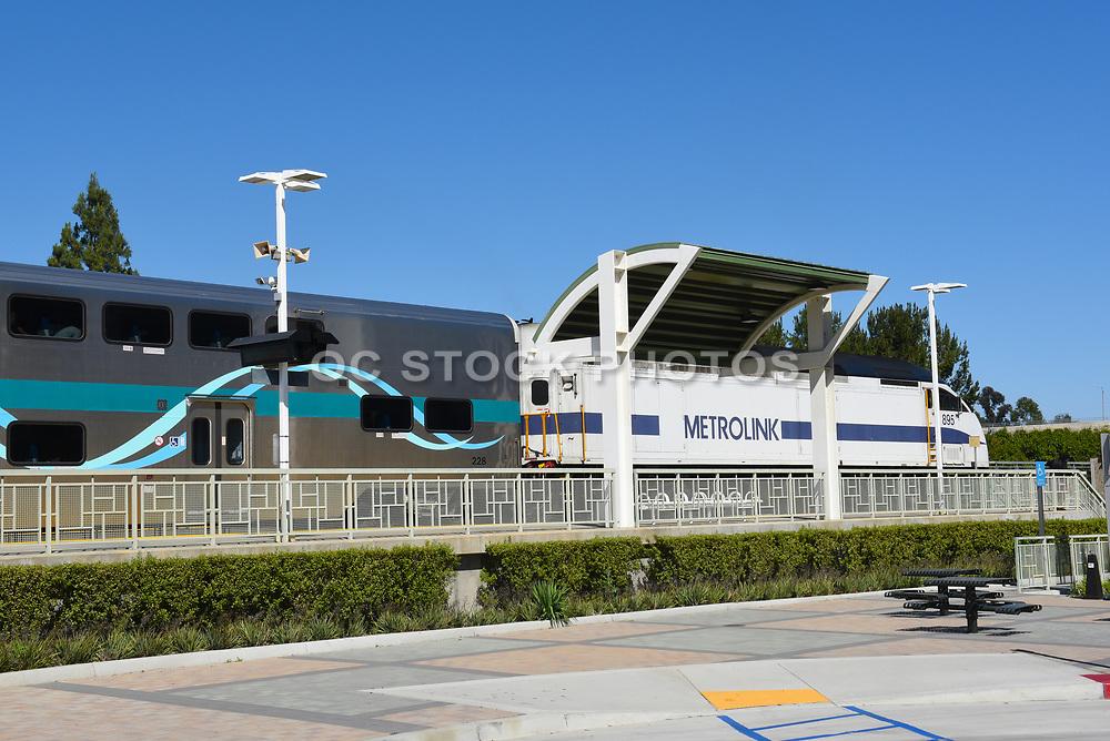 Tustin Metrolink Station Park and Ride