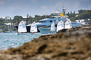 Team Race, Optinam 2013, Bermuda, © Matías Capizzano