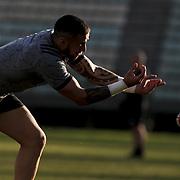 20181122 Rugby : Allenamento  All Blacks