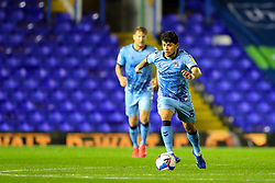 Gustavo Hamer of Coventry City  - Mandatory by-line: Nick Browning/JMP - 20/11/2020 - FOOTBALL - St Andrews - Birmingham, England - Coventry City v Birmingham City - Sky Bet Championship