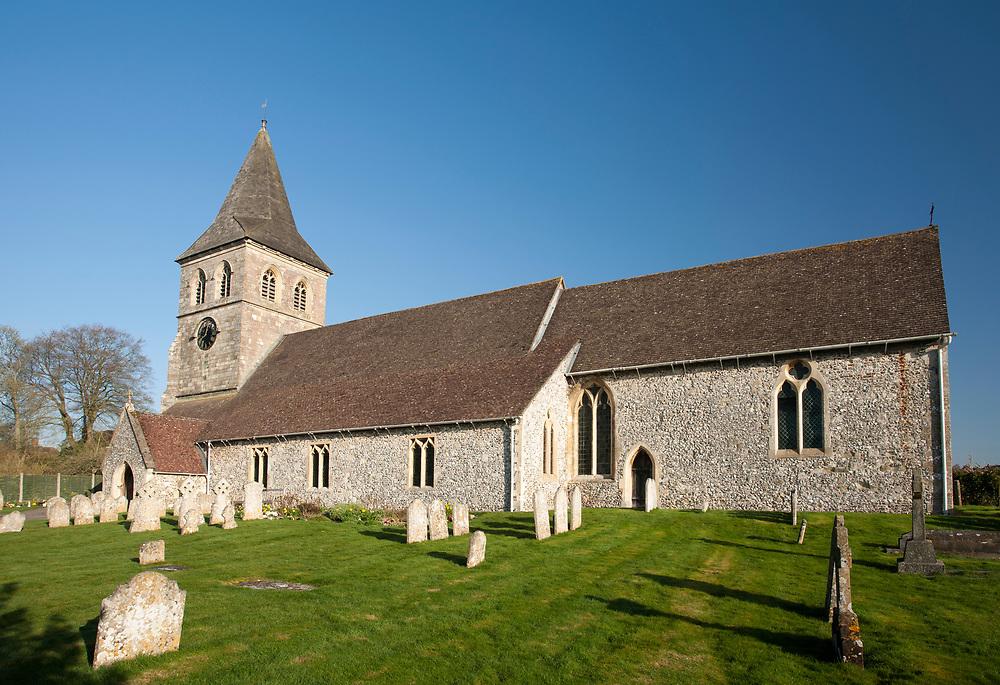 All Hallows Church, Whitchurch, Hampshire