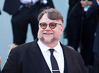 President of the Venezia 75 competition Jury,  director Guillermo del Toro at the First Man Premiere, Opening Ceremony and Lifetime Achievement Award To Vanessa Redgrave at the 75th Venice Film Festival, Sala Grande on Wednesday 29th August 2018, Venice Lido, Italy.