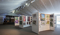 Luton Hoo Walled Garden - Open Art Exhibition - The Garden and Beyond  24th March 2013