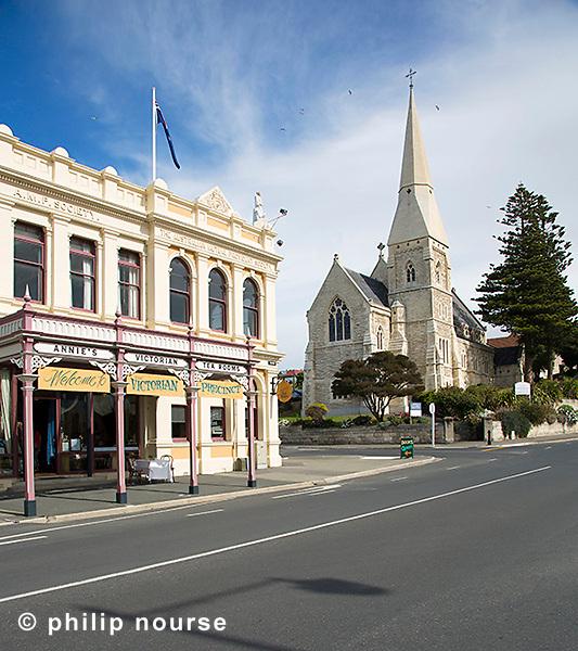Oamaru, Otago