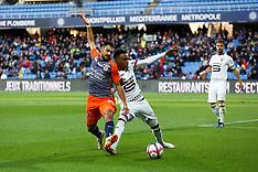 Montpellier vs Rennes 27 Nov 2018