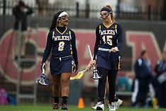 Rutgers Camden Lacrosse vs Wilkes University - 19 March 2016