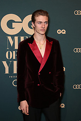 Celebrities and VIPs arrive on the black carpet for the 2018 GQ Men of the Year Awards presented by AUDI at The Star, Sydney. 14 Nov 2018 Pictured: American model, Lucky Blue Smith. Photo credit: Richard Milnes / MEGA TheMegaAgency.com +1 888 505 6342