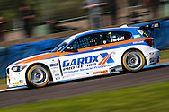 Sam Tordoff #7 | Team JCT600 with GardX | BMW 125i M Sport, during qualifying of the Dunlop MSA British Touring Car Championship at Donington Park, Castle Donington, United Kingdom on 18 April 2015. Photo by Aaron Lupton.