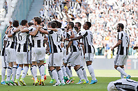 esultanza<br /> <br /> Torino 21-05-2017 Juventus Stadium Football Calcio Serie A 2016/2017 Juventus - Crotone .<br /> Foto Insidefoto