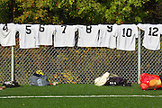 Soccer Jerseys.<br /> Appeared in the Sunday, October 22, 2006 edition of the New York Times.