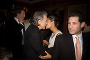 Pre Bafta dinner hosted by Charles Finch and Chanel. Mark's Club. Charles St. London. 9 February 2008.  *** Local Caption *** -DO NOT ARCHIVE-© Copyright Photograph by Dafydd Jones. 248 Clapham Rd. London SW9 0PZ. Tel 0207 820 0771. www.dafjones.com.