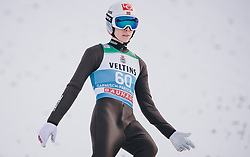 31.12.2019, Olympiaschanze, Garmisch Partenkirchen, GER, FIS Weltcup Skisprung, Vierschanzentournee, Garmisch Partenkirchen, Qualifikation, im Bild Johann Andre Forfang (NOR) // Johann Andre Forfang of Norway during his qualification Jump for the Four Hills Tournament of FIS Ski Jumping World Cup at the Olympiaschanze in Garmisch Partenkirchen, Germany on 2019/12/31. EXPA Pictures © 2019, PhotoCredit: EXPA/ JFK