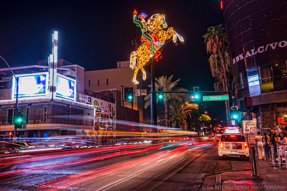 Fremont Street & Las Vegas Boulevard Intersection