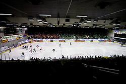 Arena Tivoli at 6th Round of ice-hockey Slovenian National Championships match between HDD Tilia Olimpija and HK Acroni Jesenice, on April 2, 2010, Hala Tivoli, Ljubljana, Slovenia.  Acroni Jesenice won 3:2 after overtime and became Slovenian National Champion 2010. (Photo by Vid Ponikvar / Sportida)
