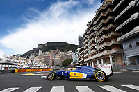 ERICSSON marcus (swe) sauber f1 c34 action during the 2015 Formula One World Championship, Grand Prix of Monaco from May 20 to 24th 2015, in Monaco. Photo Jean Michel Le Meur / DPPI