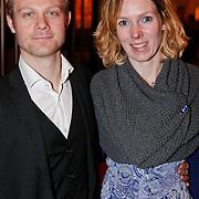 NLD/Den Haag/20110117 - Premiere film Sonny Boy, Micha Hulshof en ............