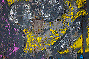 Homer Simpsons painted image has been largly worn away on a skateboard ramp on 7th March, 2021 in Maldon, Essex, United Kingdom.