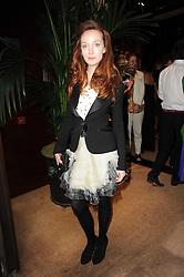 OLIVIA GRANT at the Ralph Lauren Wimbledon Party held at Ralph Lauren, 1 New Bond Street, London on 17th June 2010.