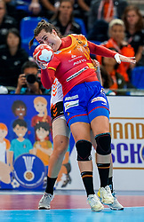 15-12-2019 JAP: Final Netherlands - Spain, Kumamoto<br /> The Netherlands beat Spain in the final and take historic gold in Park Dome at 24th IHF Women's Handball World Championship / Ainhoa Hernandez Serrador #44 of Spain
