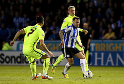 Ross Wallace of Sheffield Wednesday runs with the ball - Mandatory by-line: Robbie Stephenson/JMP - 13/05/2016 - FOOTBALL - Hillsborough - Sheffield, England - Sheffield Wednesday v Brighton and Hove Albion - Sky Bet Championship Play-off Semi Final first leg
