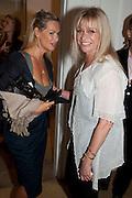 EMMA WOOLARD; JO WOOD, Vogue: Fashion's Night Out: Stella McCartney. Stella McCartney, 30 Bruton Street, London. 8 September 2010.  -DO NOT ARCHIVE-© Copyright Photograph by Dafydd Jones. 248 Clapham Rd. London SW9 0PZ. Tel 0207 820 0771. www.dafjones.com.