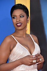 Jennifer Hudson attends the premiere of Universal Pictures' 'Sing' on December 3, 2016 in Los Angeles, California. Photo by Lionel Hahn/AbacaUsa.com