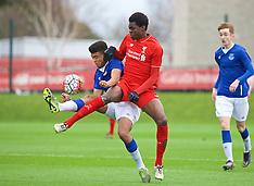 151205 Liverpool U18 v Everton U18
