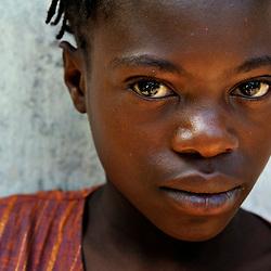 Faces, Haiti