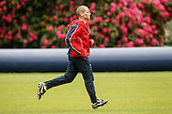 Picture by Andrew Tobin/Tobinators Ltd +44 7710 761829.24/05/2013.Stuart Lancaster of England during the England training session at Pennyhill Park, Bagshot ahead of the match against the Barbarians on 26th May 2013.