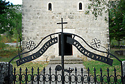 Church of Sveti Stjepana (Saint Stephen), Rascane, Croatia