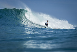 October 12, 2017 - Miguel Pupo (BRA) Placed 3rd in Heat 7 of Round One at Quiksilver Pro France 2017, Hossegor, France..Quiksilver Pro France 2017, Landes, France - 12 Oct 2017 (Credit Image: © WSL via ZUMA Press)