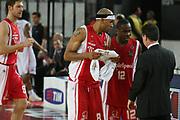 DESCRIZIONE : Roma Lega A1 2006-07 Lottomatica Virtus Roma Whirlpool Varese <br /> GIOCATORE : Holland Keys<br /> SQUADRA : Whirlpool Varese <br /> EVENTO : Campionato Lega A1 2006-2007 <br /> GARA : Lottomatica Virtus Roma Whirlpool Varese <br /> DATA : 25/04/2007 <br /> CATEGORIA : Ritratto<br /> SPORT : Pallacanestro <br /> AUTORE : Agenzia Ciamillo-Castoria/G.Ciamillo