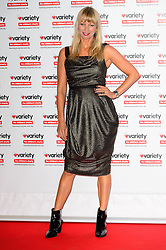 © Licensed to London News Pictures. 18/10/2016. SARA COX attends the Variety Showbiz Awards at the Hilton Park Lane Hotel. London, UK. Photo credit: Ray Tang/LNP