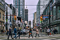 Yonge & Dundas Streets (Dundas Square)