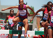 Sofia Assefa  of Ethiopia won the Prefontaine Classic's Women's 3000m Steeplechase with a time of 9:11.39. The Prefontaine Classic, the longest-running international invitational meet in the United States, turns 40 this year.<br /> The 2014 elite competition held in Eugene, Oregon at the University of Oregon's historic Hayward Field is in it's 5th year hosting the IAAF's Diamond League event.