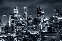 Singapore Cosmopolitan (monochrome)