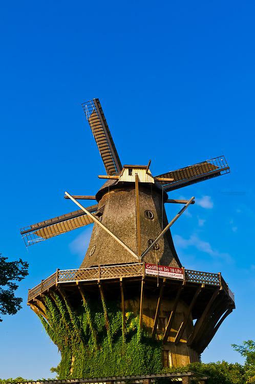 Windmill, Sanssouci Park, Potsdam, Germany