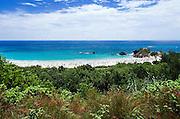 Horseshoe Bay beach, Bermuda
